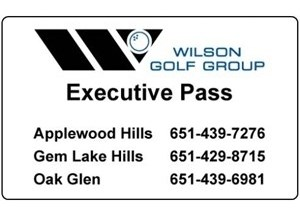 3 Course Exec pass