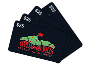 Applewood Gift Card - Starting at $25